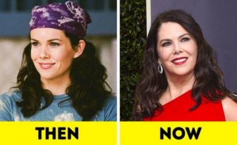 'Gilmore Girls' Cast: Then And Now