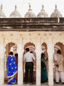 Indian Life By Anastasiya Dubrovina