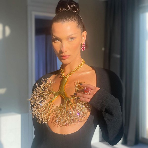 Science Claims That Bella Hadid Is The Most Beautiful Woman