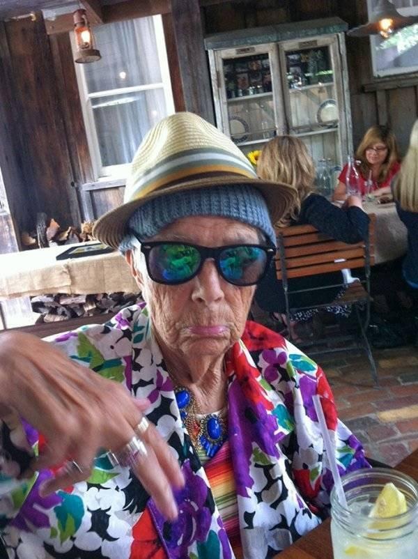 Amazing Grandmas And Grandpas, part 4