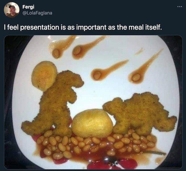 Food Art, part 3