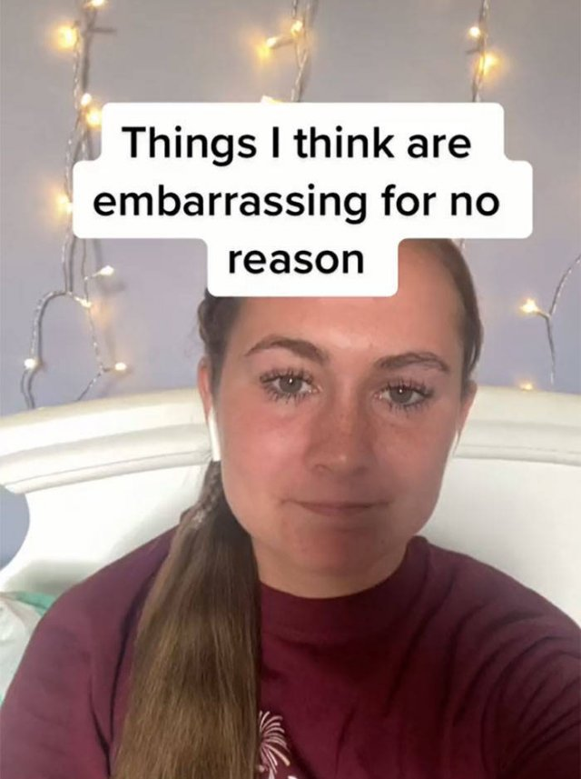 Things That Are Embarrassing For No Reason