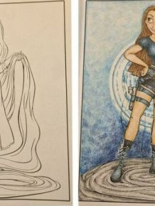 People Improve Coloring Books