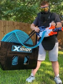NERF Weapons