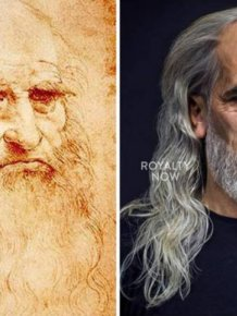 Digital Artist Created Modern Versions Of Famous Historical Figures