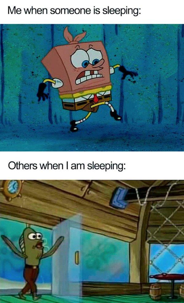Tired People Humor