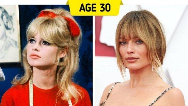 Same Age Celebrities, part 6