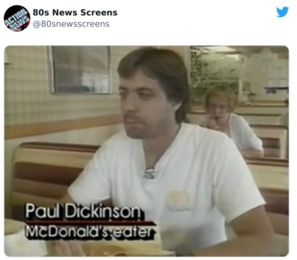 News In The 80's