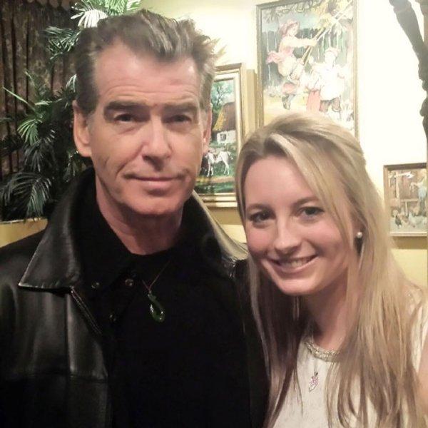 Celebrity Encounters, part 4