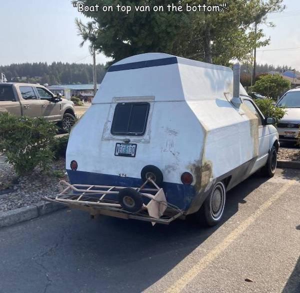Weird Transport, part 3
