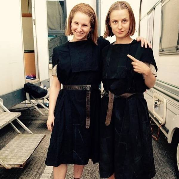Actors Stunt Doubles Who Also Their Doppelgangers