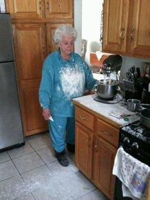 Funny Grandmas And Grandpas