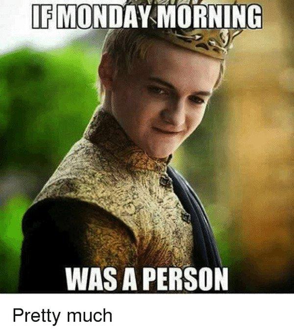 Monday Memes, part 2
