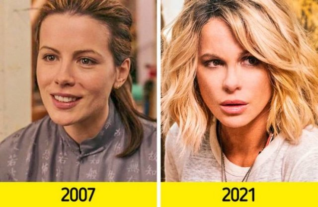 Beautifully Aging Celebrities, part 6