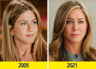 Beautifully Aging Celebrities