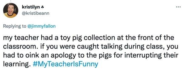Teachers Jokes