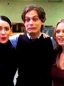 'Criminal Minds' Cast: Then And Now