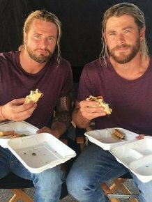 Actors And Their Stunt Doubles