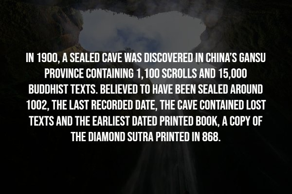 Intriguing Facts, part 27
