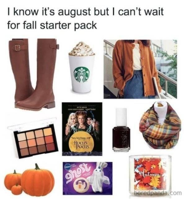 Autumn Memes, part 2