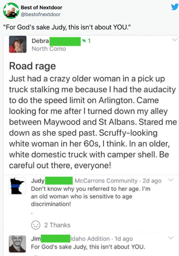 Crazy Neighbors