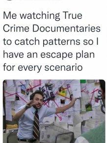 True Crime Documentaries Humor