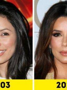 Beautifully Aging Famous Women