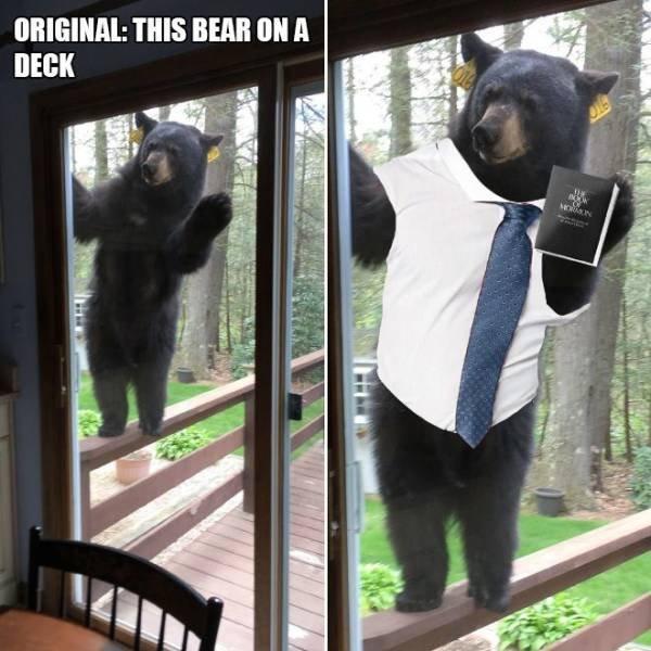 Hilarious Photoshop, part 3