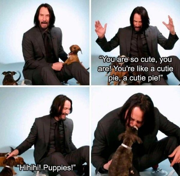 Keanu Reeves Memes And Pictures