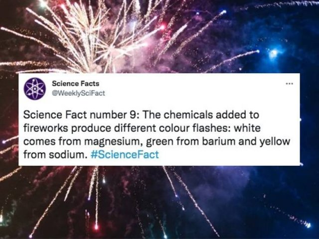 Science Facts, part 2
