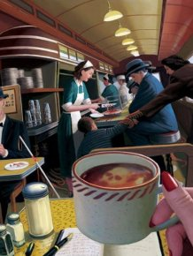 Scary Artworks By Jeff Lee Johnson