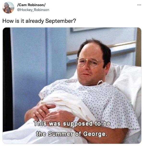 September Tweets