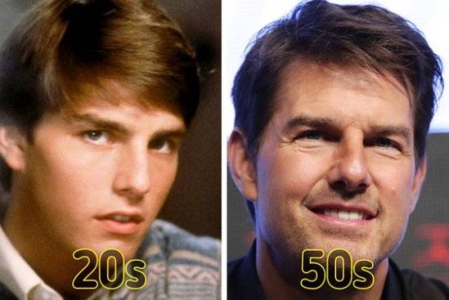 Celebrities Over 50, part 50