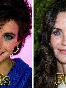Celebrities Over 50
