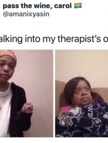 Therapy Memes