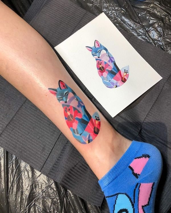 Beautiful Tattoos, part 4