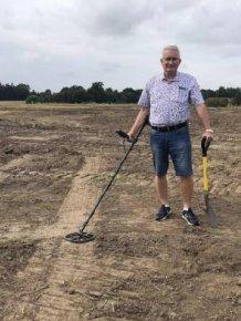 Danish Man Found 'Vikings' Gold With His Metal Detector
