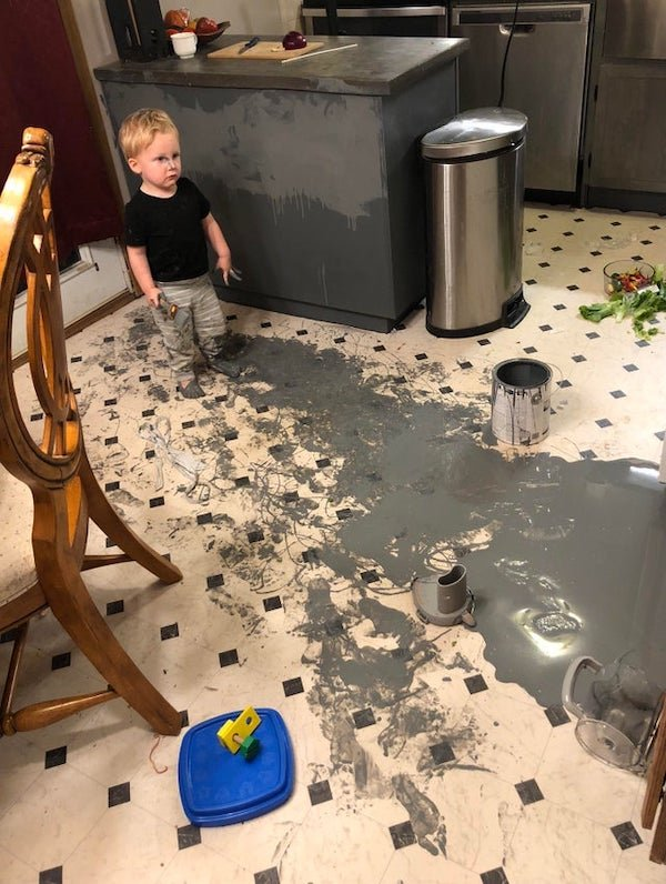 Living With Kids, part 2