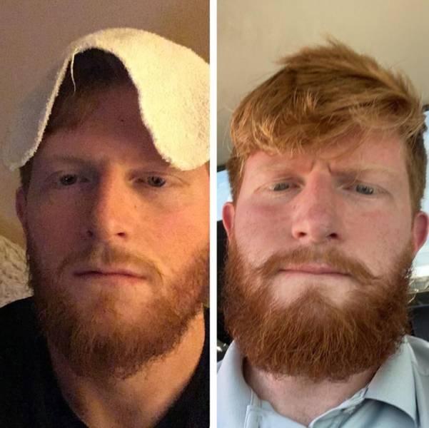 Beard May Change Man A Lot