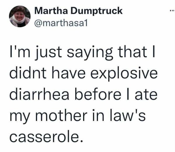 Mother-In-Law Humor