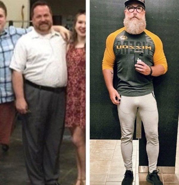 People Share Their Transformations, part 2