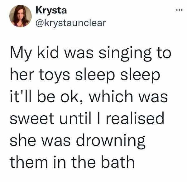 Parenting Tweets, part 14