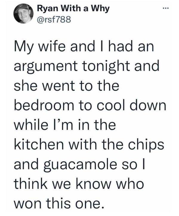 Funny Tweets, part 76
