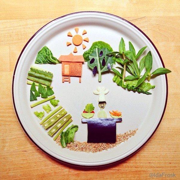 Food Art, part 4