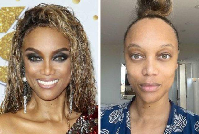 Celebrities Without Makeup, part 10