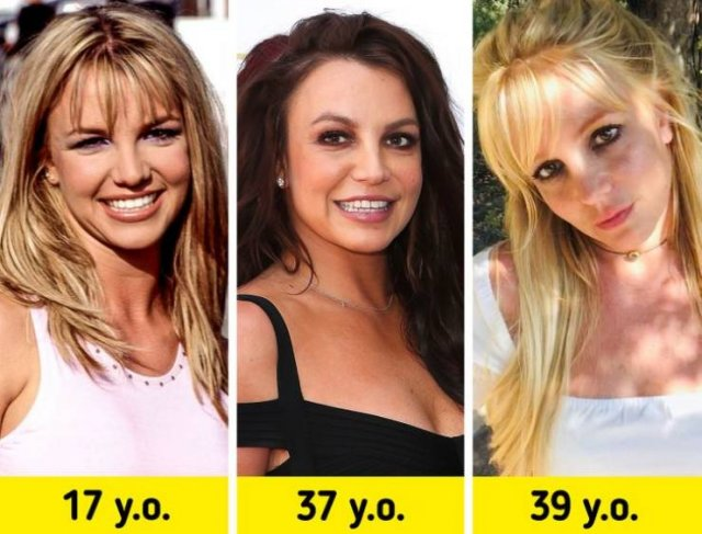 Celebrity Style Changes Throughout The Years
