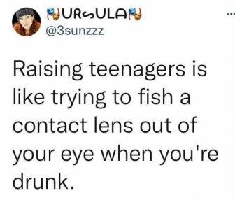Raising Teens Tweets