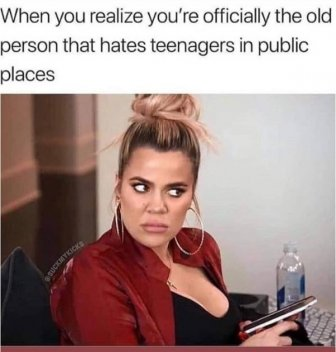 You Are Getting Old Memes