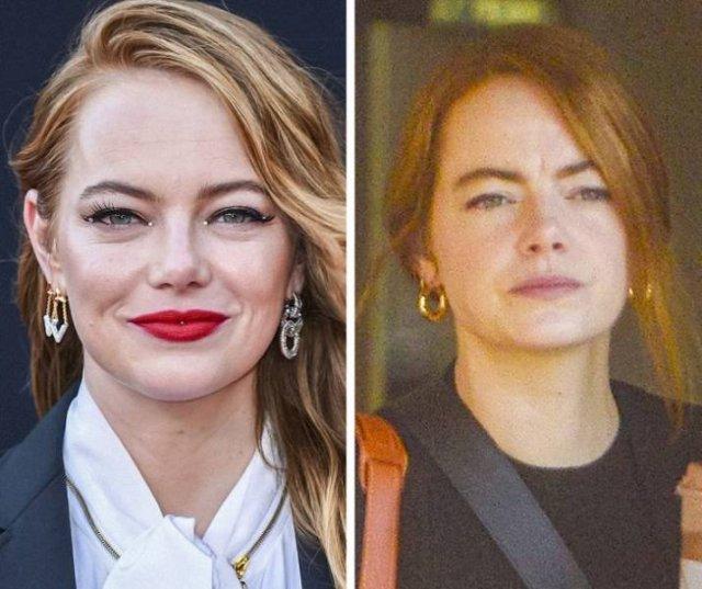 Celebrities Without Makeup, part 11
