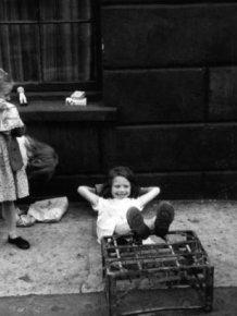London Children By Thurston Hopkins